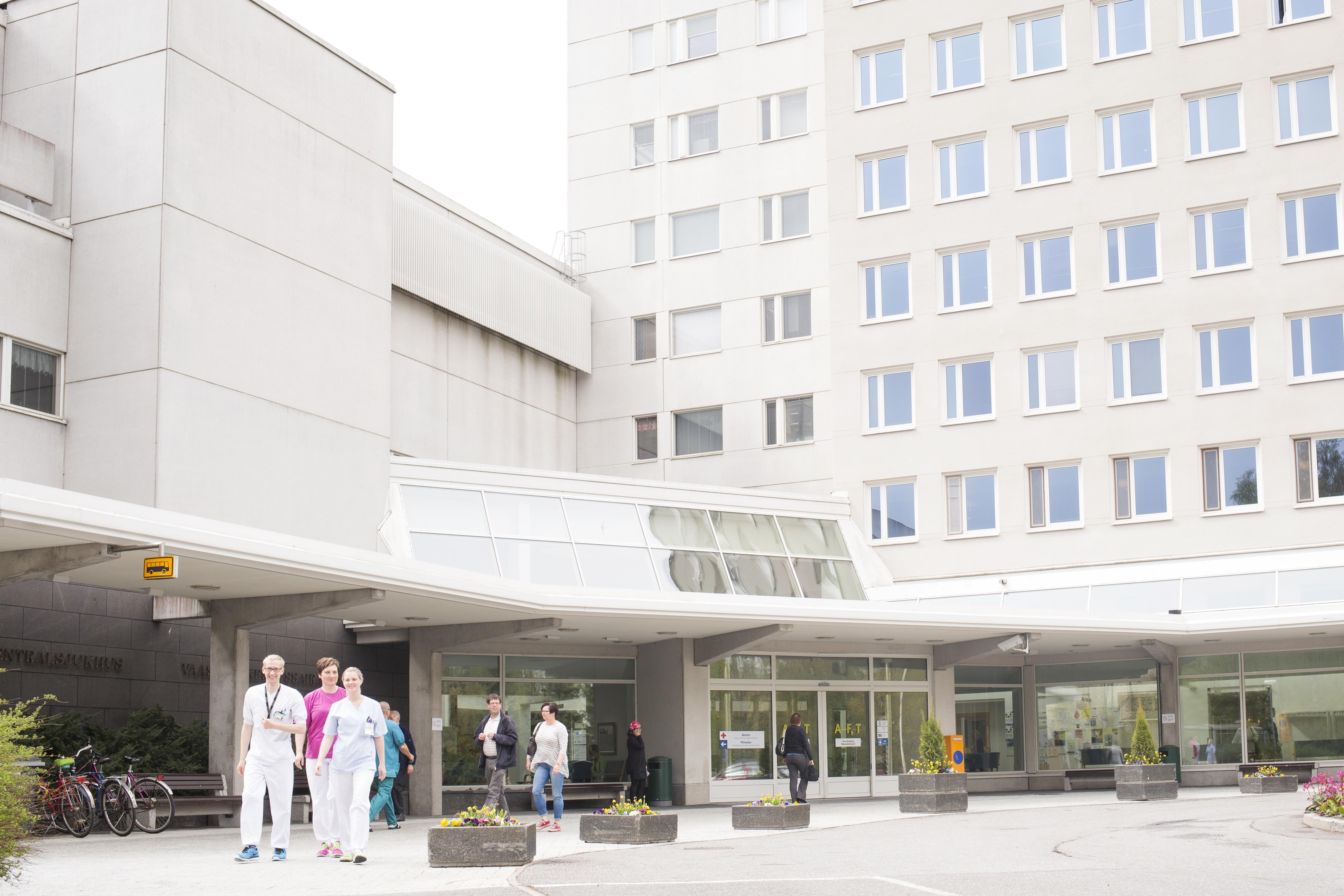 vaasan keskussairaala